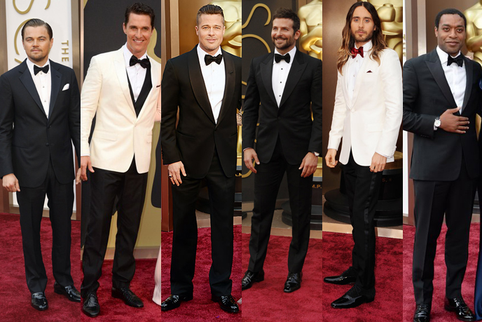 Red carpet mens